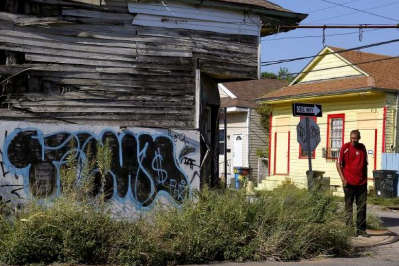 blighted houses nola