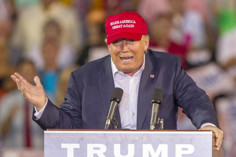 Fox News Coverage Of Donald Trump Rally Sends Ratings Surging