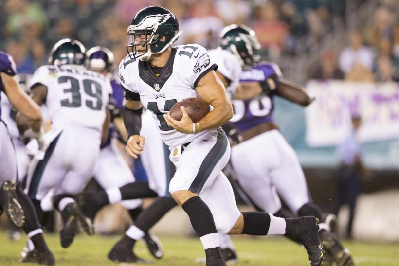 Tim Tebow Eagles 2015