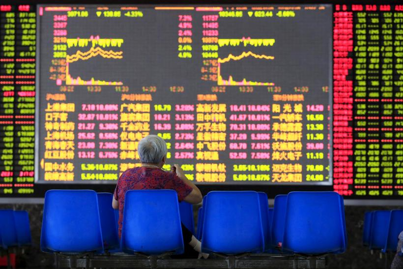 Asian Markets: China's Stock Market Rout Drags Down Tokyo Shares