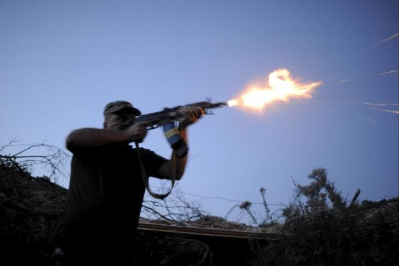 Ukraine, Separatists To Strive For Full Ceasefire From Sept. 1