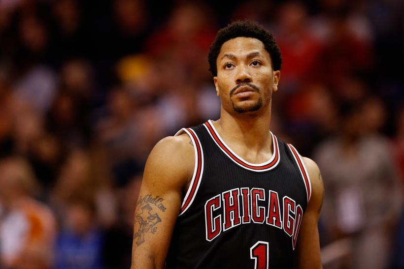 Derrick Rose rape claims