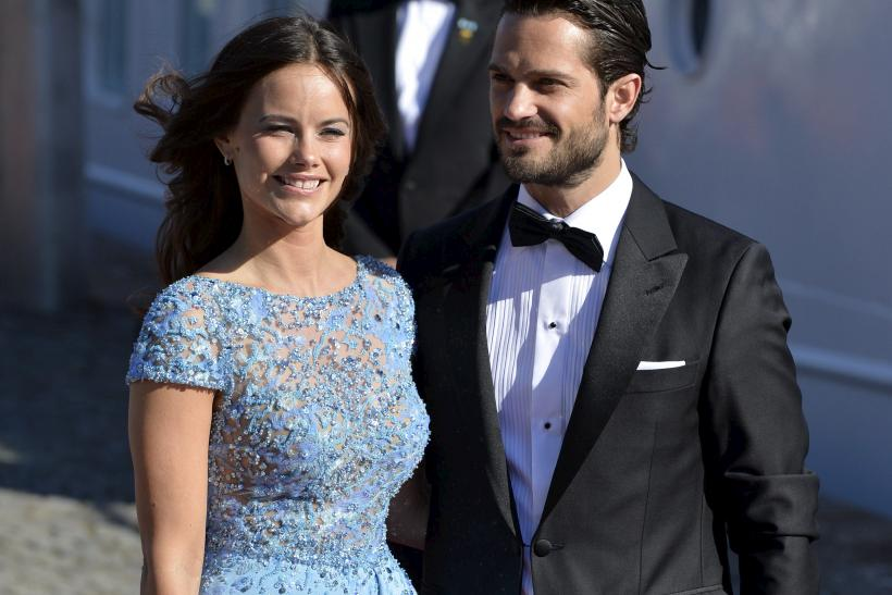 [9:17] Sofia Hellqvist and Swedish Prince Carl Philip