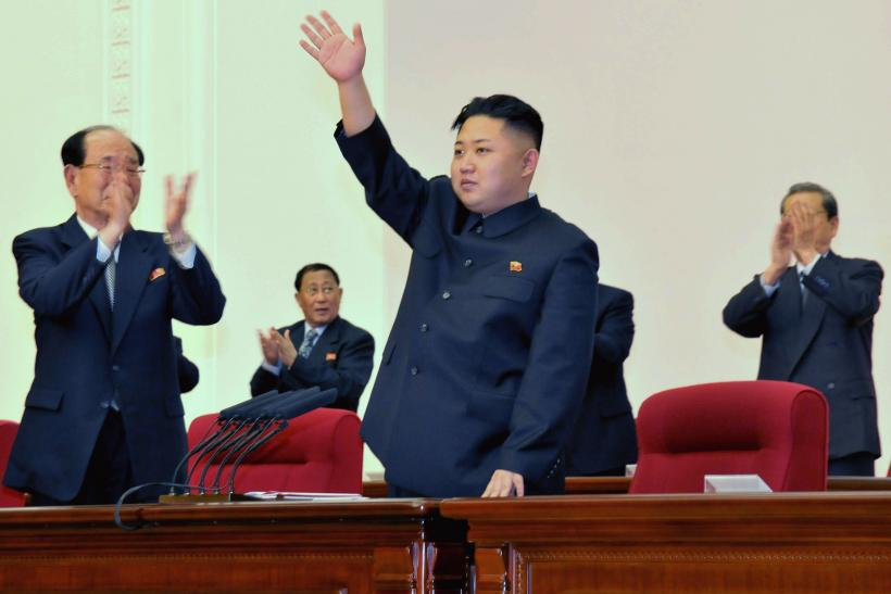 Kim Jong Un North Korea officials fired