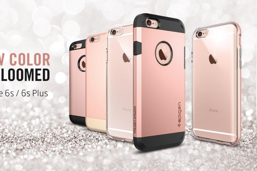 Apple iphone 6s rose gold variant