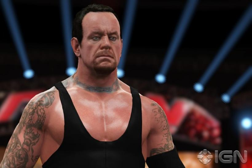 The Undertaker WWE 2K16
