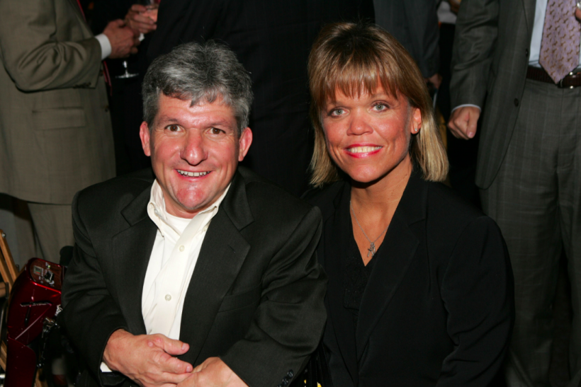 Matt Amy Roloff