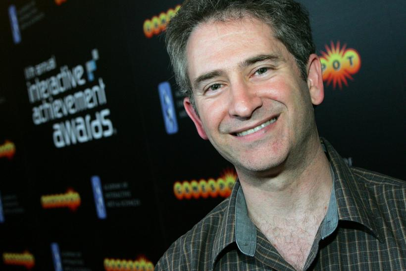 Blizzard Entertainment CEO Michael Morhaime
