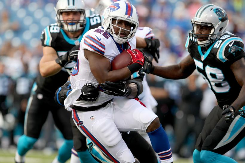 Buffalo Bills running back LeSean McCoy