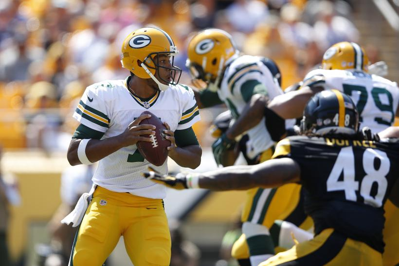 Brett Hundley Packers 2015