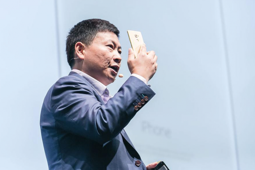 Huawei Mate S smartphone launched