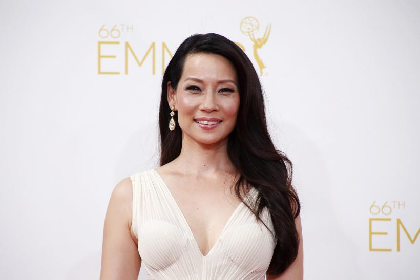 Lucy Liu Welcomes Baby Boy, Shares Adorable Photo Of Newborn Son Rockwell On Social Media