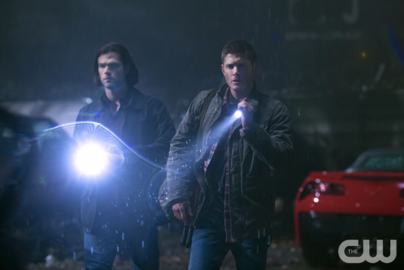 supernatural season 11 spoilers