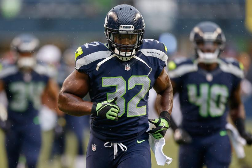 Robert Turbin Seattle Seahawks