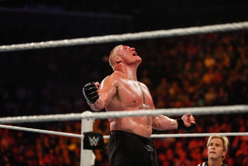 Brock Lesnar Next Opponent Who Should The Former WWE World