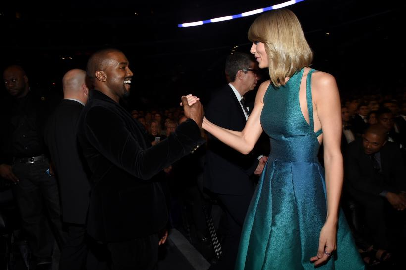 Kanye West Taylor Swift feud