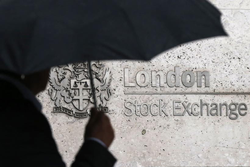 London Stock Exchange, Aug. 24, 2015
