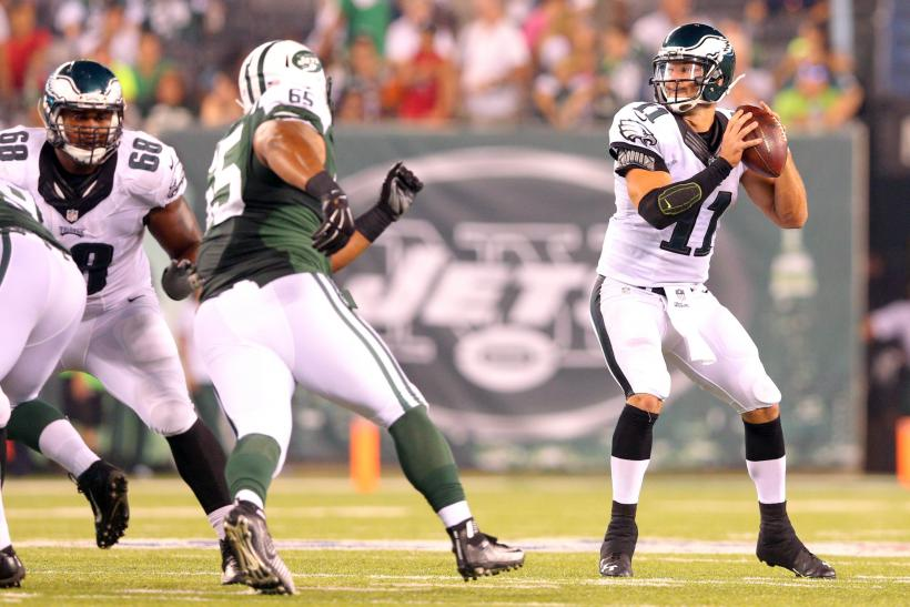 ef89c060 Why Tim Tebow's Release From The Philadelphia Eagles Isn't So Baffling