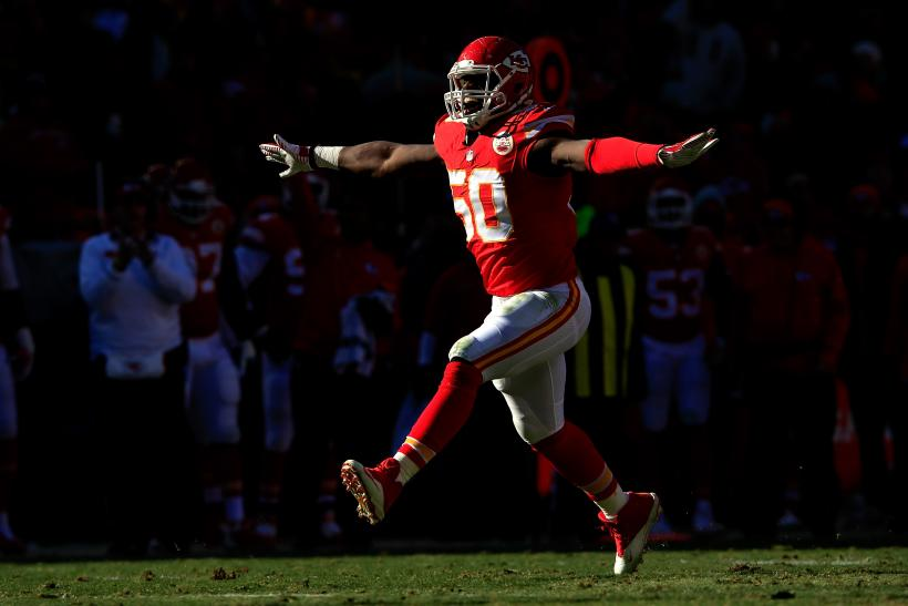 Justin Houston Chiefs 2015