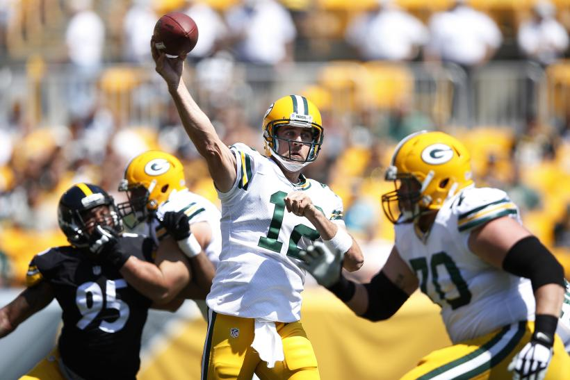 Aaron Rodgers Green Bay packers 2015