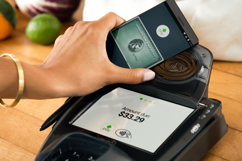 Android Pay Arrives in U.S.