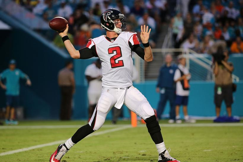 Matt Ryan Falcons 2015