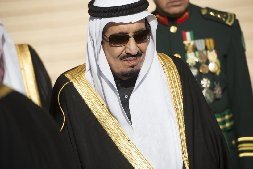 King Salman Saudi Arabia