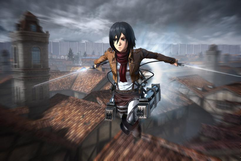 Bloody Gameplay Footage For 'Attack On Titan' Released