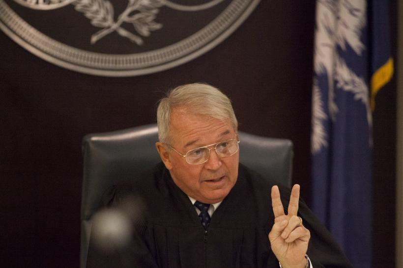 South Carolina judge