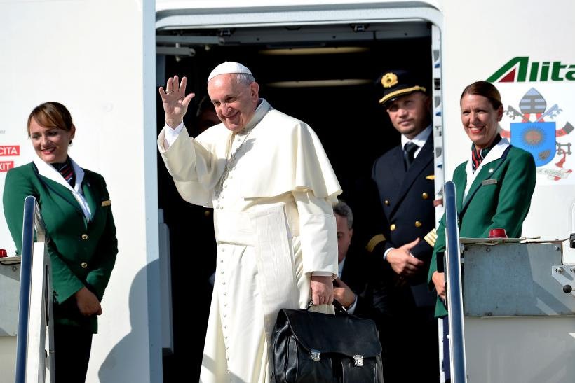 Pope Francis, Sept. 19, 2015A