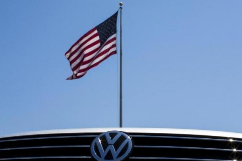 volkswagen us flag