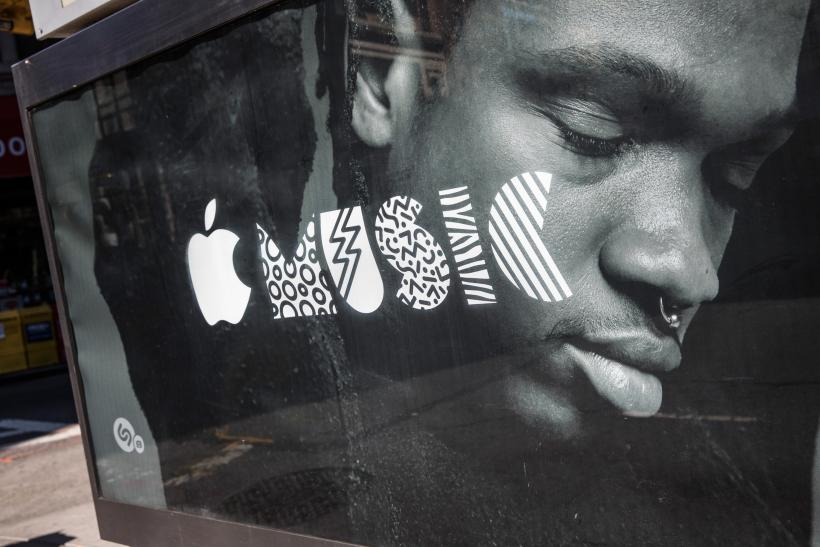 Apple Music Launches In China