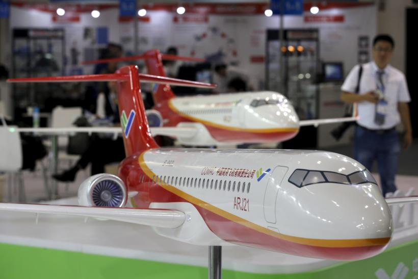 China Russia Plane Deal Airliner Co Development Agreement By End Of