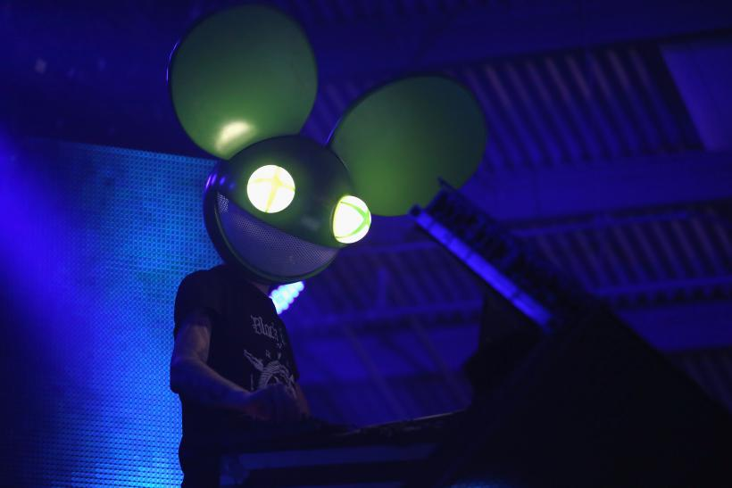 Deadmau5_ChelseaLauren_Getty