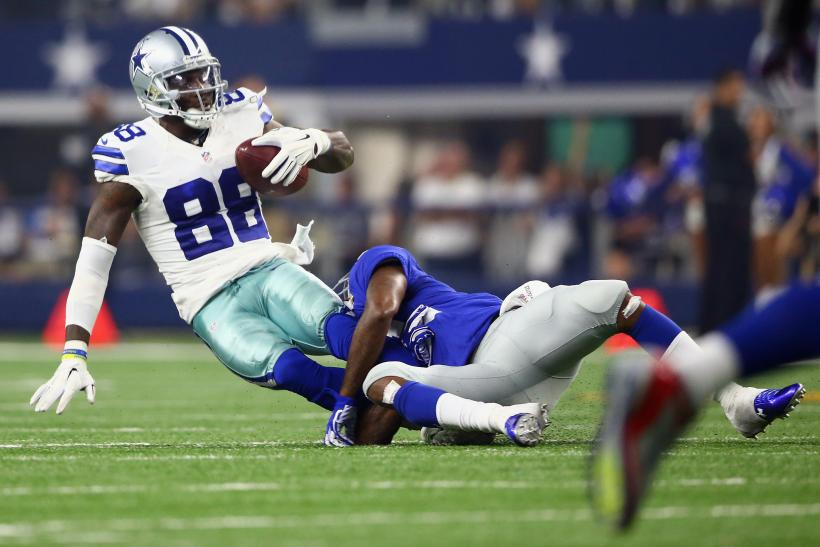 Dez Bryant Injury Update Could Cowboys Sit Wr For Rest Of
