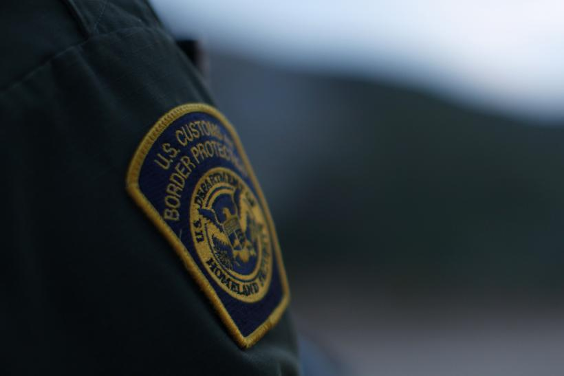 border patrol agent indicted