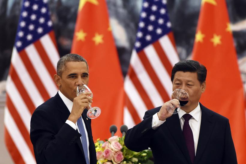 Image result for xi jinping and obama