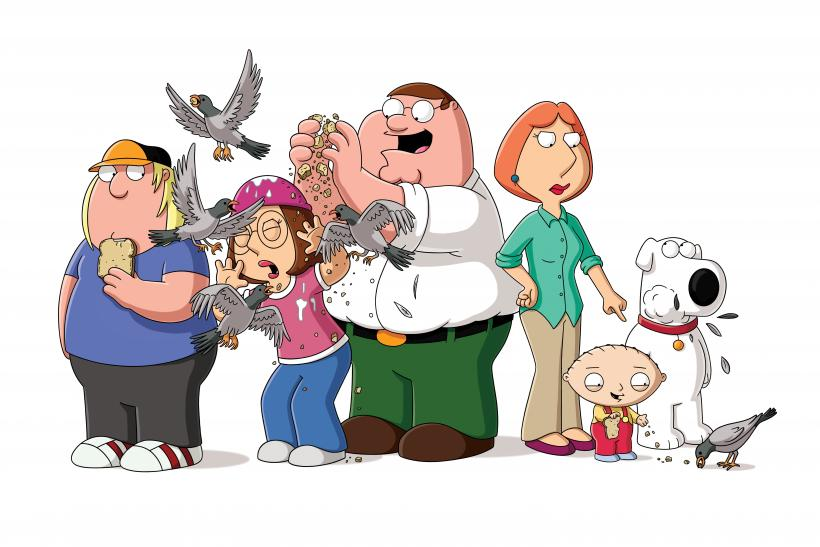 Family Guy Season 14 Spoilers 7 Celebrity Guest Stars To Look Forward