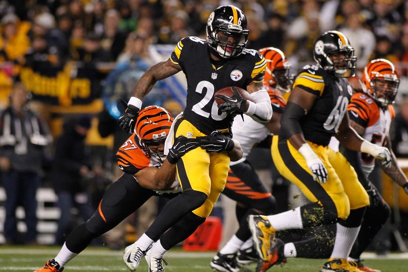 Le'Veon Bell Pittsburgh Steelers