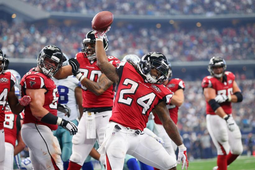 Devonta Freeman Falcons 2015