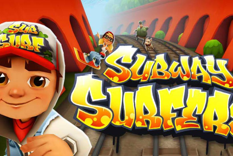 Subway Surfers Reaches A Billion Downloads Becomes The