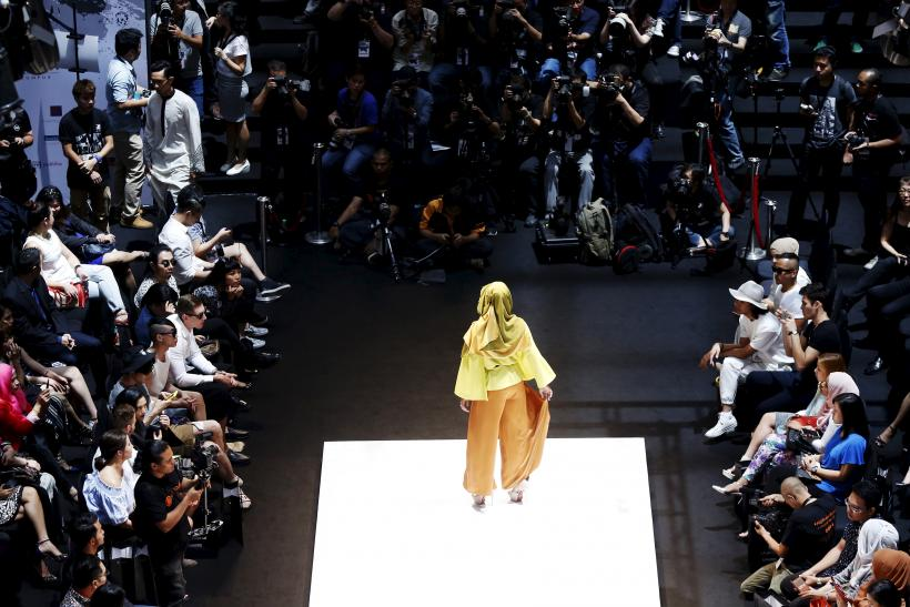 muslim advertising fashion