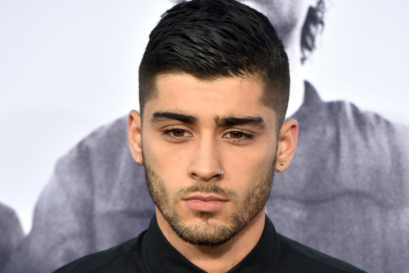 Zayn Malik slammed over Instagram photo