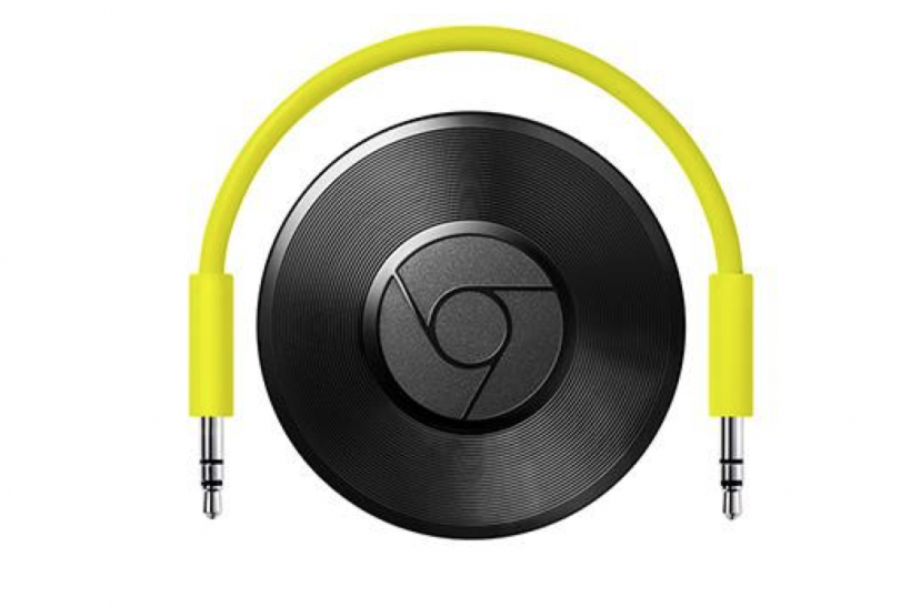 Chromecasr Audio