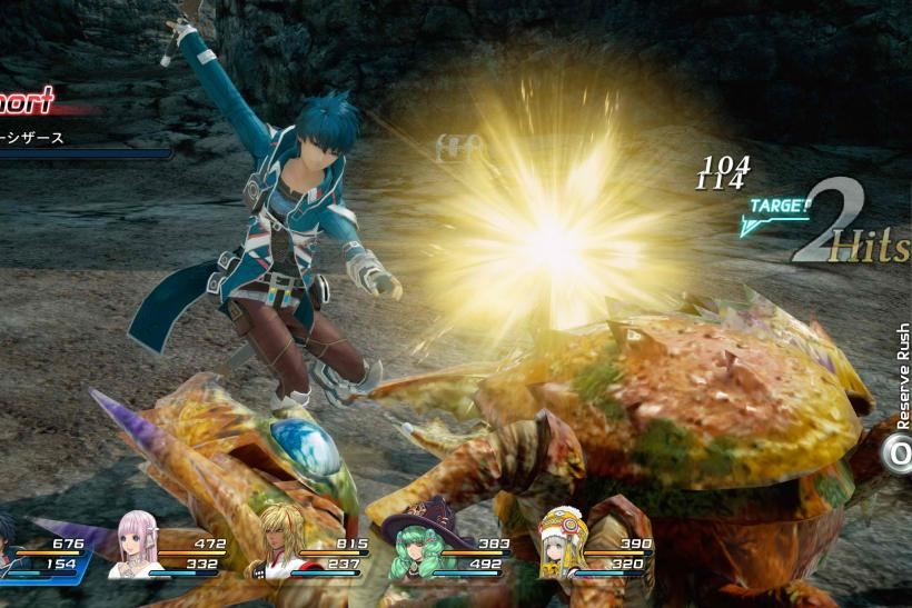 Star Ocean 5 Battle System