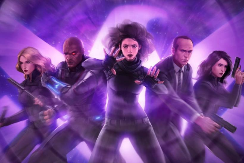 Marvel Future Fight Agents of Shield