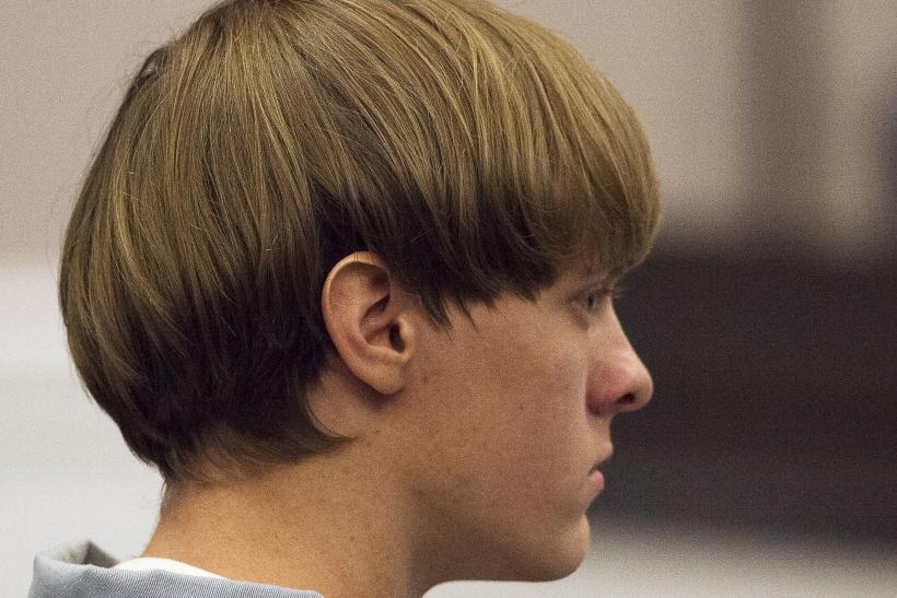 dylann roof murder trial execution