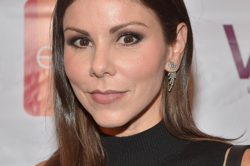 Heather Dubrow Demands Answers About Brooks Ayers 39 Cancer