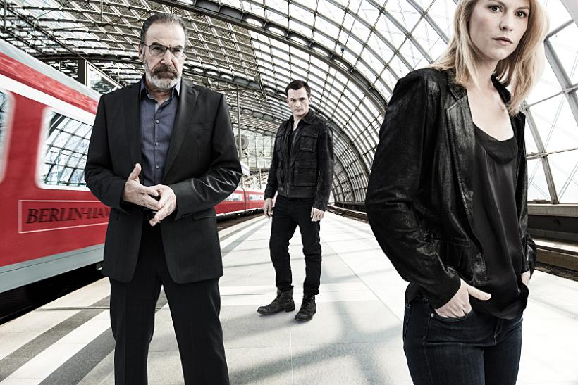 Homeland Season 5 cast photo