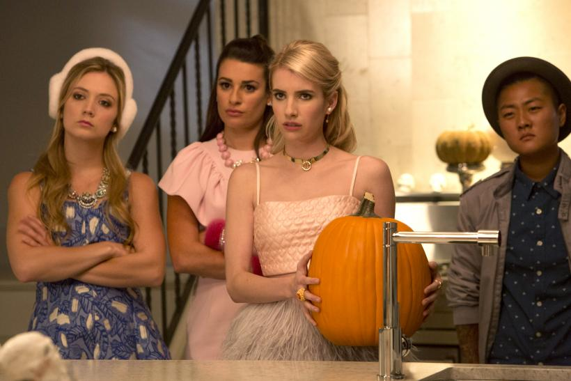 Scream Queens Halloween